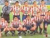 Julio (El Negro) Garcia Categoria 1976 Jugador de primera division de Rayados, Toros Neza y Chivas (actualmente DT 3a division en Guadalajara)