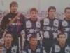 Julio Cesar el Negro Garcia categoria 1976 su primer equipo profesional de primera division profesional Monterrey